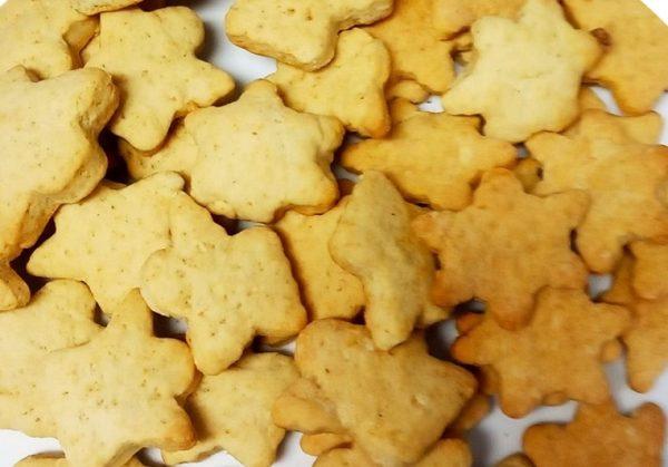 עוגיות בטעם מנגו