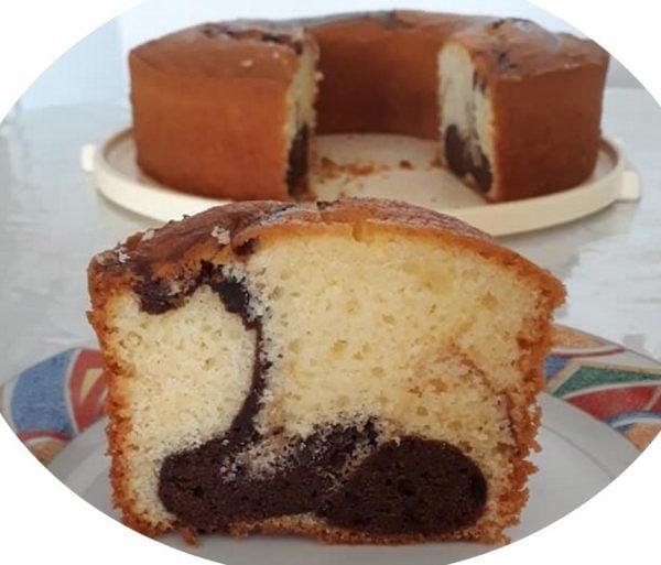עוגת שיש נפלאה