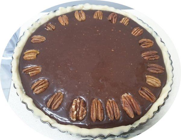 פאי שוקולד פרווה