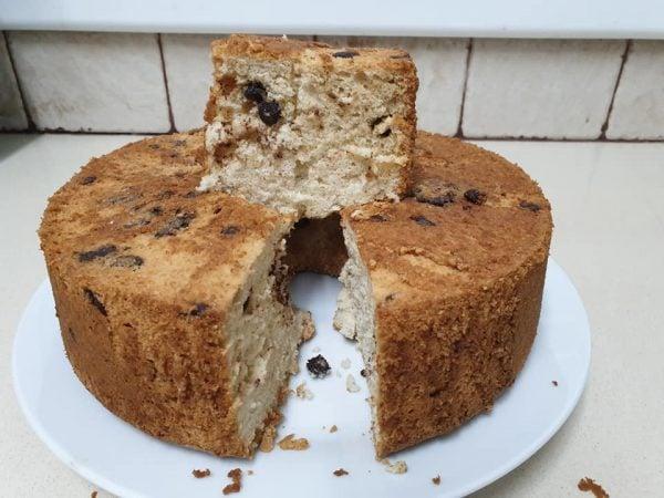 עוגת טורט ללא חלמונים משגעת נימוכה וטעימה_מתכון של ירדנה ג'נאח