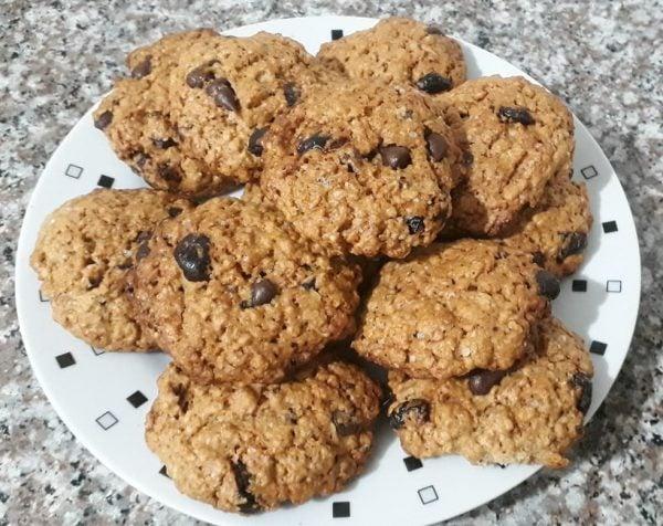 עוגיות שיבולת שועל ,טחינה ו..עוד