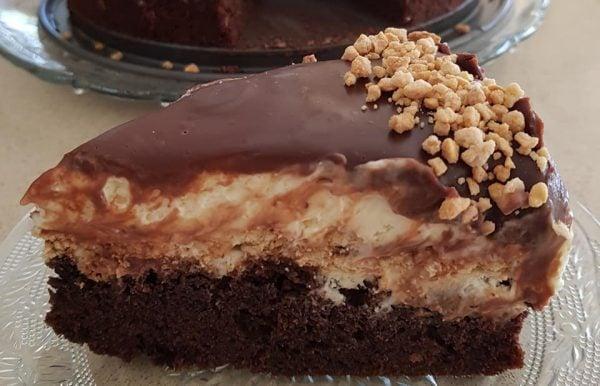 עוגת שוקולד קרמית_מתכון של נורית יונה