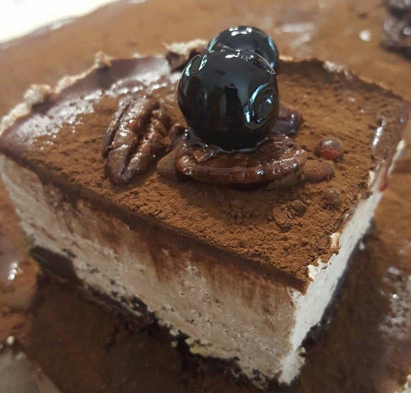 מוס שוקולד וגבינה – עוגה חלומית