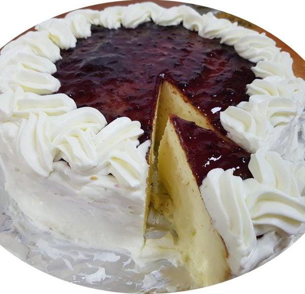 מתכון כתוב + סרטון המחשה להכנת עוגת גבינה_מתכון של טובה ניסים