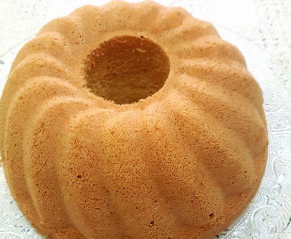 עוגת טורט בטעם אננס