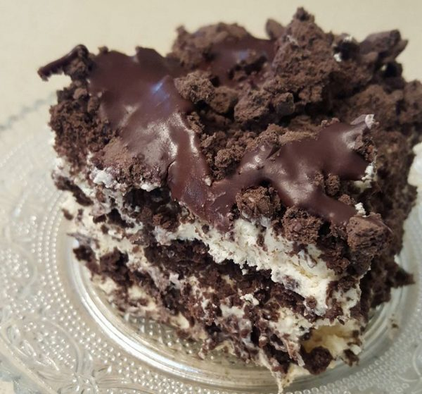 עוגת שוקולד מדהימה
