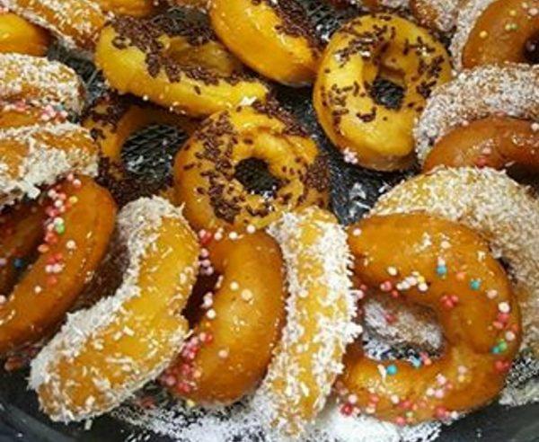 עוגיות יויו טוניסאיות