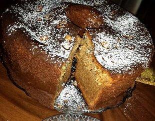 עוגת דבש גבוהה רכה וטעימה