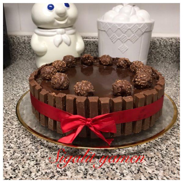 עוגת קיט קט מעדן