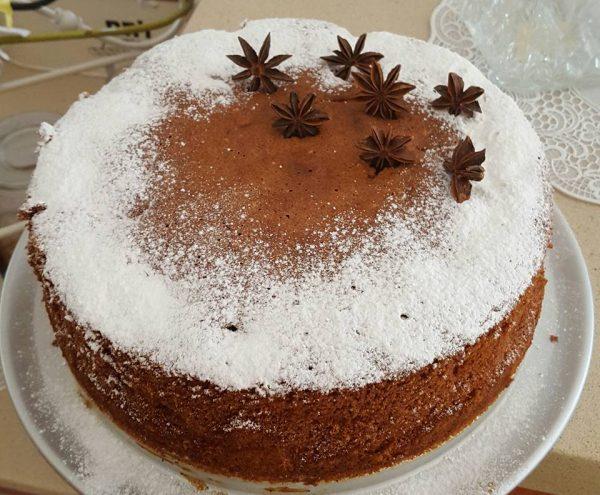 עוגת דבש בטעם אניס
