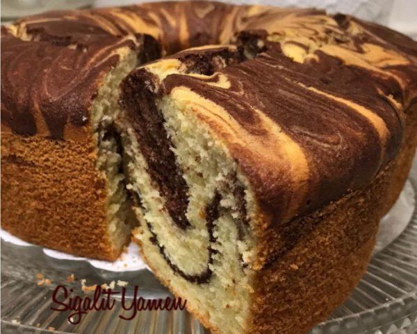 עוגת שיש_מתכון של סיגלית ימין