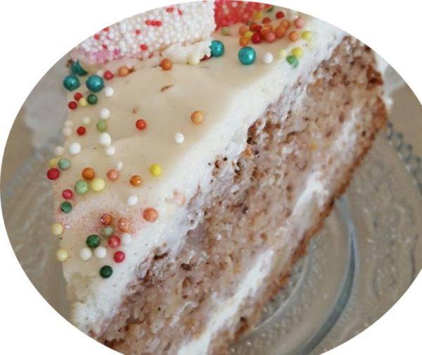 עוגת סולת עשירה