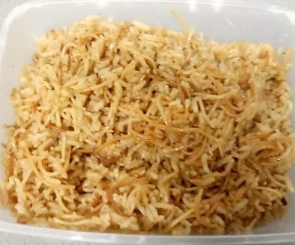 איטריות ואורז