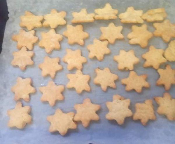 עוגיות בטעם תפוז