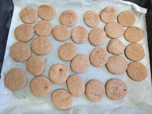 עוגיות בציפוי קינמון