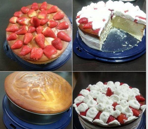 עוגת הגבינה שלי