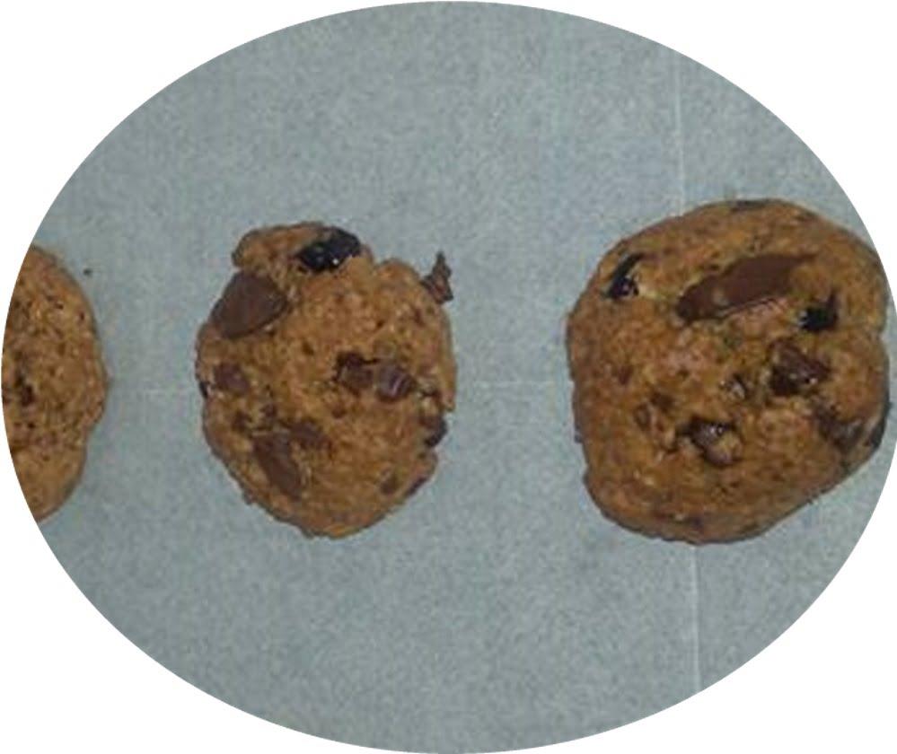 עוגיות שיבולת שועל