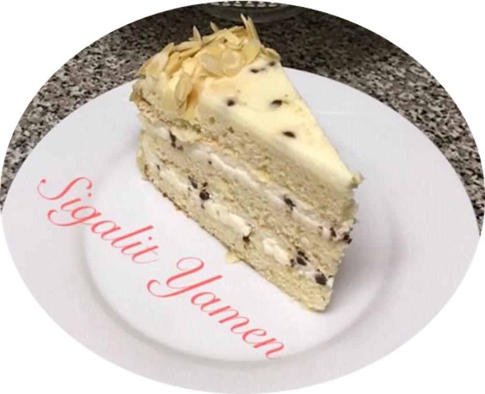 עוגת קנולי -מתכון איטלקי