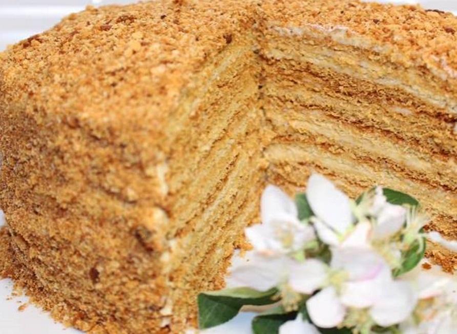 עוגת דבש  (לראש השנה)
