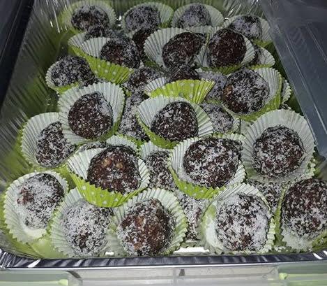 כדורי שוקולד כשרים לפסח