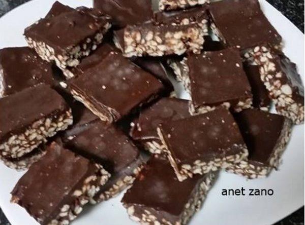 מעדן-ריבועי שוקולד בקלי קלות
