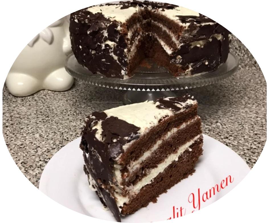 עוגת השוקולד שלי_מתכון של סיגלית ימין