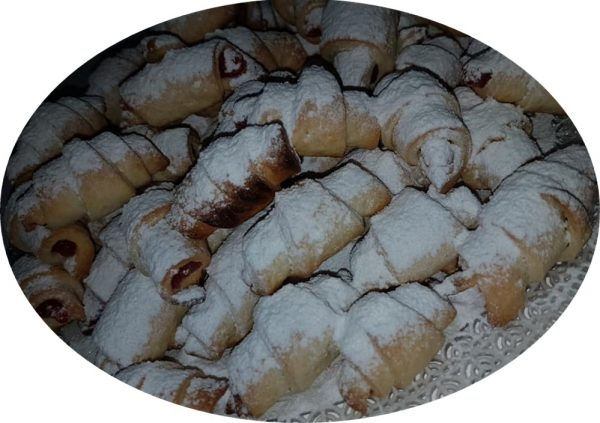 עוגיות רחת לוקום_מתכון של אסתר-אתי כראדי
