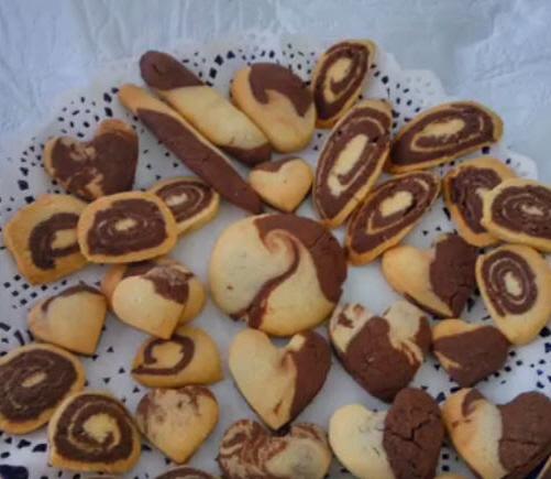 עוגיות חמאה_מתכון של שרה יוסף