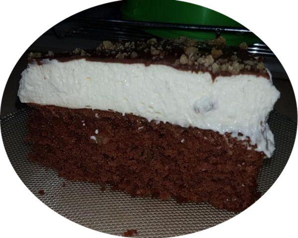 עוגת השבת שלי
