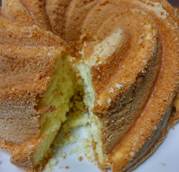 עוגת תפוזים מושלמת