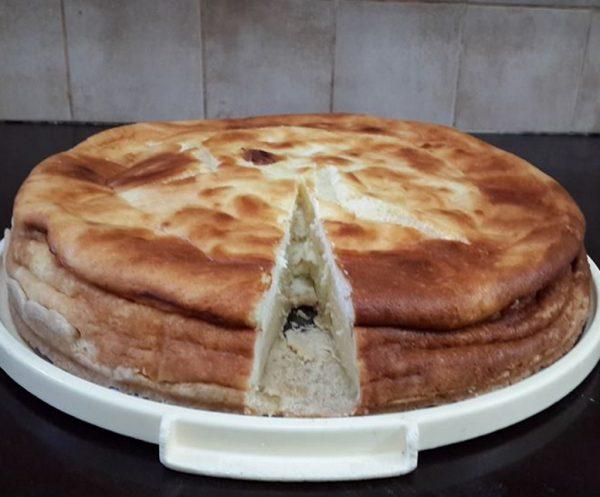 עוגת גבינה קרואטית