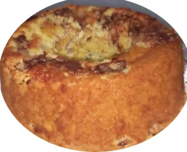 עוגת תפוחים רכה ועסיסית , טעימה במיוחד
