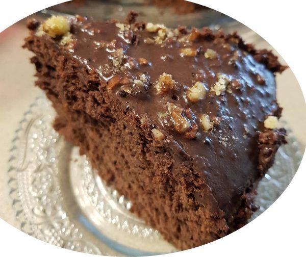 עוגת שוקולד למכורים