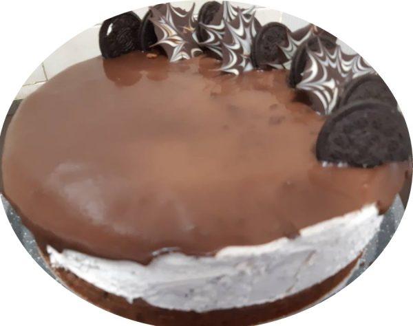 עוגת אוריאו ברואניז ומוס גבינה