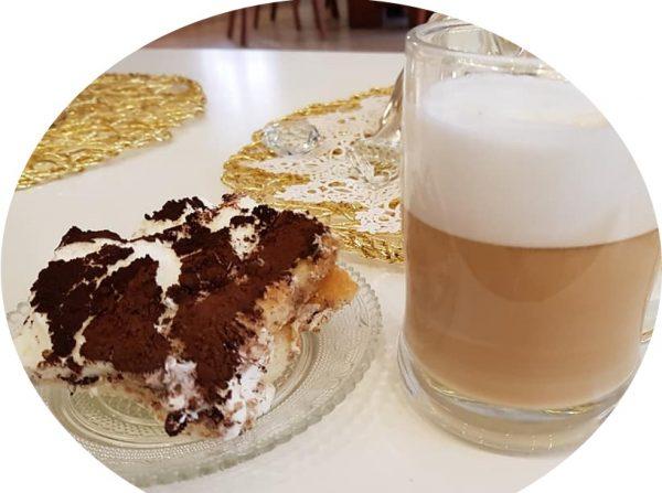 עוגת טירמיסו מעודנת