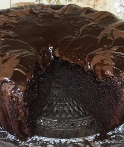 עוגה כושית הכי שיש