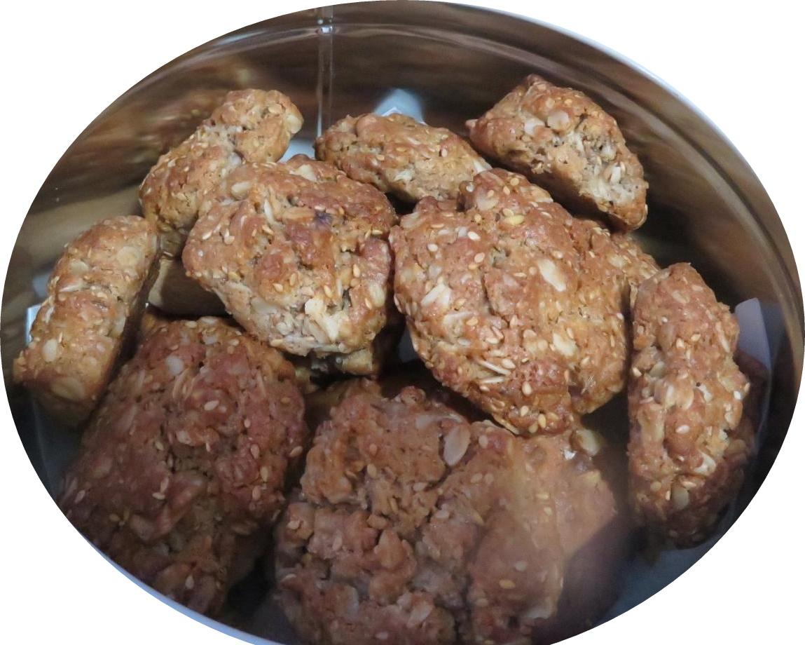 עוגיות שיבולת שועל יאמי טעמי ללא גלוטן
