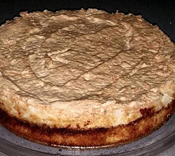 עוגת מרנג קוקוס עם ריבה