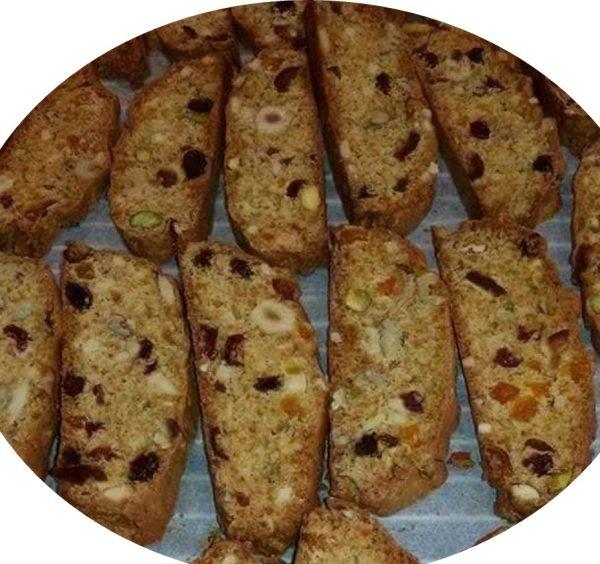 עוגיות ביסקוטים
