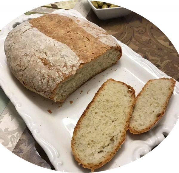 לחם ביתי קראנץ