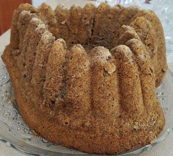עוגת פרג מדהימה