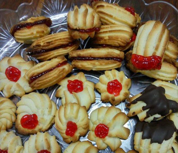עוגיות עם שקית זילוף_מתכון של שרה יוסף