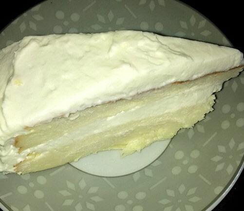 עוגת גבינה אוורירית ונימוחה בפה