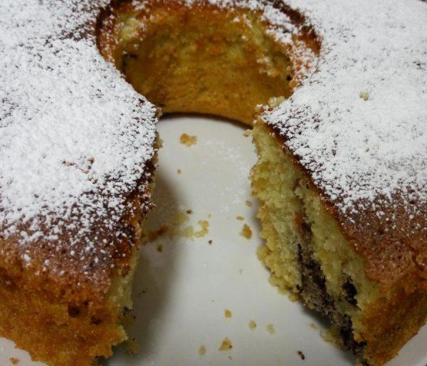 עוגת שיש ללא הפרדת ביצים רכה וטעימה_מתכון של שרה יוסף