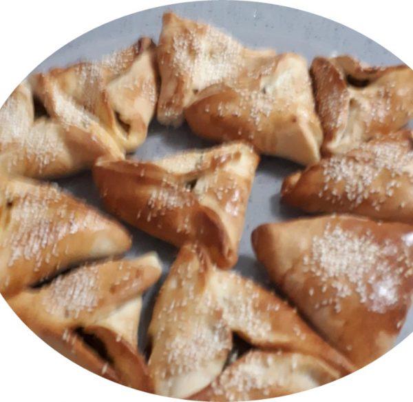 פאטייר… מאפה במילוי מנגולד מהמטבח הערבי