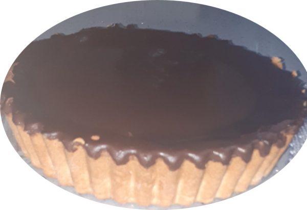 עוגת פאי שוקולד מושחתת