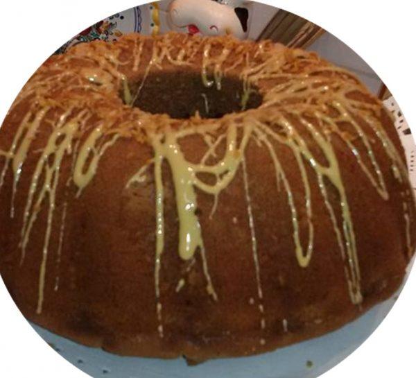 עוגה בחושה נוטלה אספרסו וחמאת-בוטנים