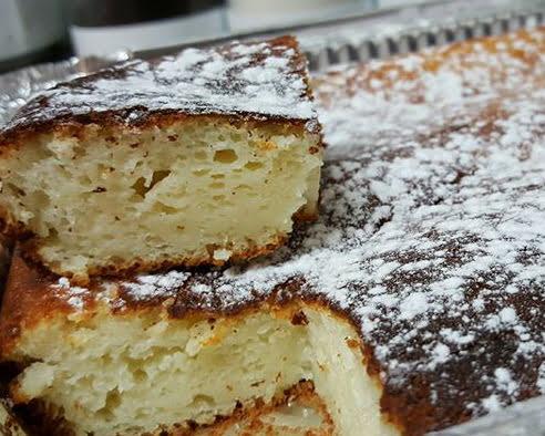 עוגת גבינה בחושה מעלפת