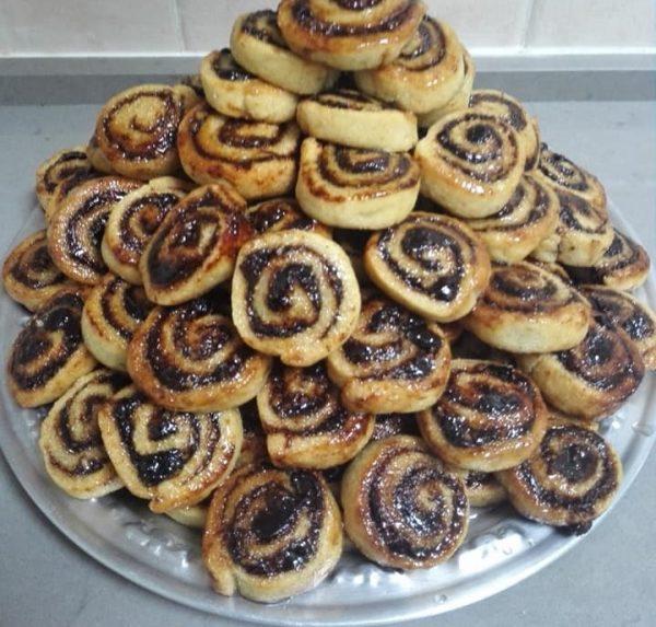 עוגיות מקרוד