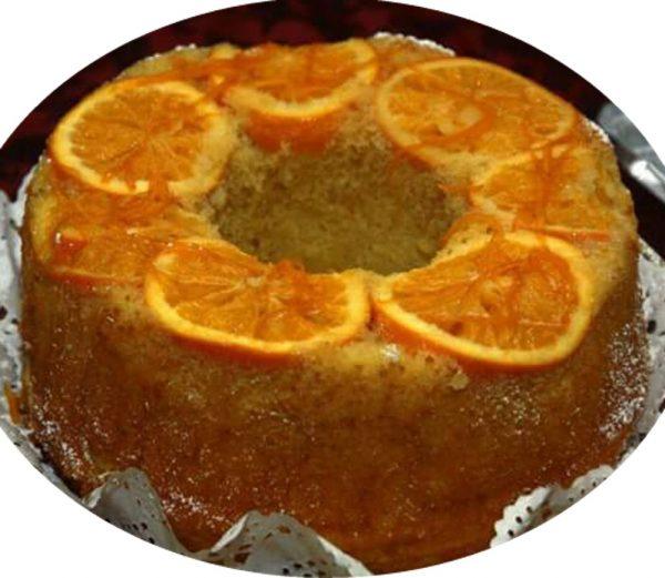 עוגת תפוזים וקלמנטינות